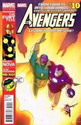Marvel Universe - Avengers Earth's Mightiest Heroes #10