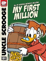 All of Scrooge McDuck's Millions (1-10 series) Complete