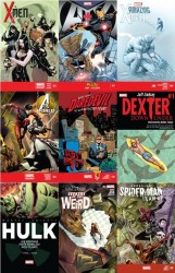 Collection Marvel (19.02.2014, week 7)
