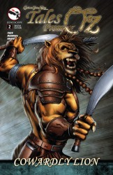 Grimm Fairy Tales Presents Tales From Oz #02