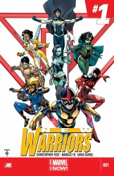 New Warriors #01