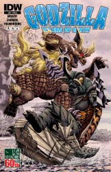 Godzilla Rulers Of Earth #09