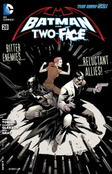 Batman and Two-Face #28