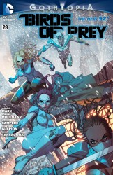 Birds of Prey #28