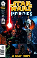 Star Wars - Infinities - A New Hope #01-04 Complete