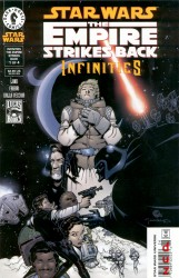 Star Wars - Infinities - The Empire Strikes Back #01-04 + TPB Complete