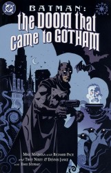 Batman - The Doom That Came To Gotham (1-3 series) Complete