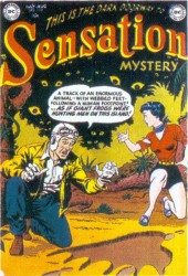 Sensation Mystery (110-116 series) Complete