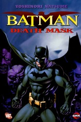 Batman - Death Mask #1-4 Complete