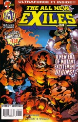 The All New Exiles (1-11 series + Specials) Complete