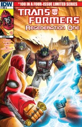 The Transformers - Regeneration One #100