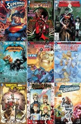 Collection DC - The New 52 (19.03.2014, week 11)