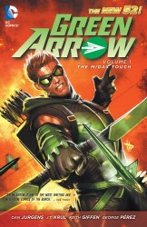 Green Arrow Vol.1 - The Midas Touch