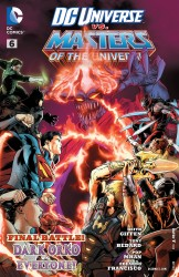 DC Universe vs. The Masters of the Universe #6