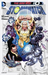 Stormwatch (Volume 3) 0-30 series