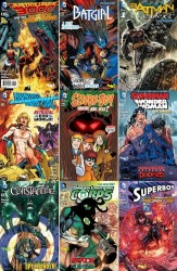 Collection DC - The New 52 (09.04.2014, week 14)