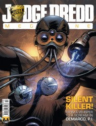 Judge Dredd The Megazine #347