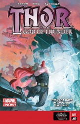 Thor - God of Thunder #21