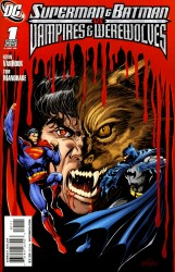 Superman and Batman vs. Vampires and Werewolves (1-6 series) Complete