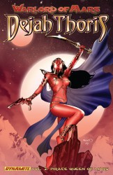 Warlord of Mars - Dejah Thoris Vol.2 (TPB)