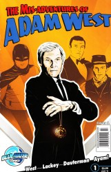 The Mis-Adventures Of Adam West (Volume 1) 1-4 series