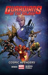 Guardians of the Galaxy Vol.1 - Cosmic Avengers