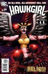 Hawkgirl (50-66 series) Complete