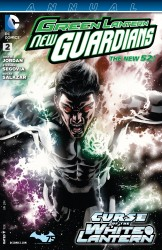 Green Lantern - New Guardians Annual #2