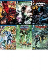 Collection DC - The New 52 (30.04.2014, week 17)