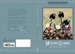 Archaia Presents Mouse Guard, Labyrinth and Other Stories (FCBD)