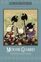 Mouse Guard, Labyrinth & Other Stories (FCBD)