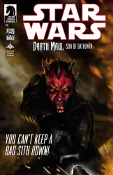 Star Wars – Darth Maul – Son of Dathomir #1