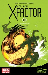 All-New X-Factor #08