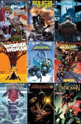 Collection DC - The New 52 (21.05.2014, week 20)