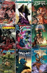 Collection DC - The New 52 (28.05.2014, week 21)