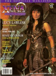 The Official Magazine - Xena Warrior Princess (1-4 series) Complete