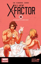 All-New X-Factor #09