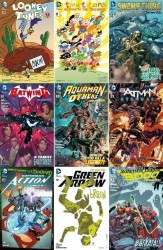 Collection DC - The New 52 (04.06.2014, week 22)