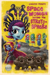 Space Women Beyond the Stratosphere (TPB)