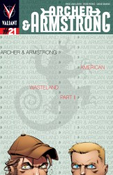 Archer and Armstrong #21