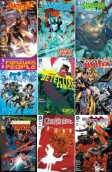 Collection DC - The New 52 (11.06.2014, week 23)