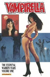 Vampirella The Essential Warren Years Vol.1