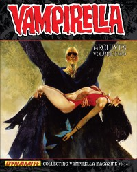 Vampirella Archives (Volume 2)