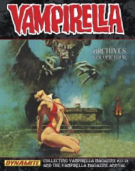 Vampirella Archives (Volume 4)