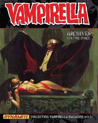 Vampirella Archives (Volume 3)