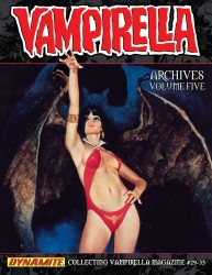 Vampirella Archives (Volume 5)