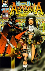Warrior Nun Areala (Volume 1) 1-3 series