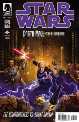 Star Wars – Darth Maul – Son of Dathomir #2