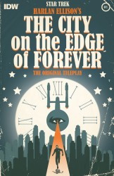Star Trek Harlan Ellison's City On The Edge Of Forever #01