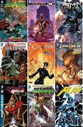 Collection DC - The New 52 (25.06.2014, week 25)